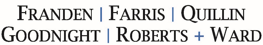 Franden | Farris | Quillin | Goodnight | Roberts + Ward